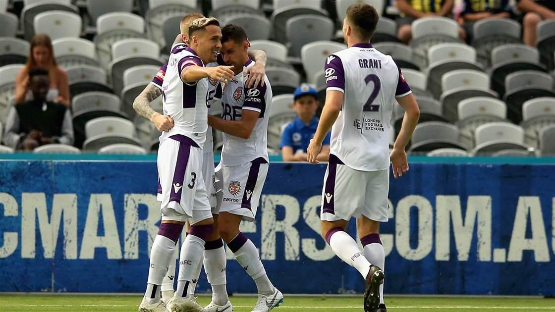 Ferreira, Keogh bring glorious end to 2018