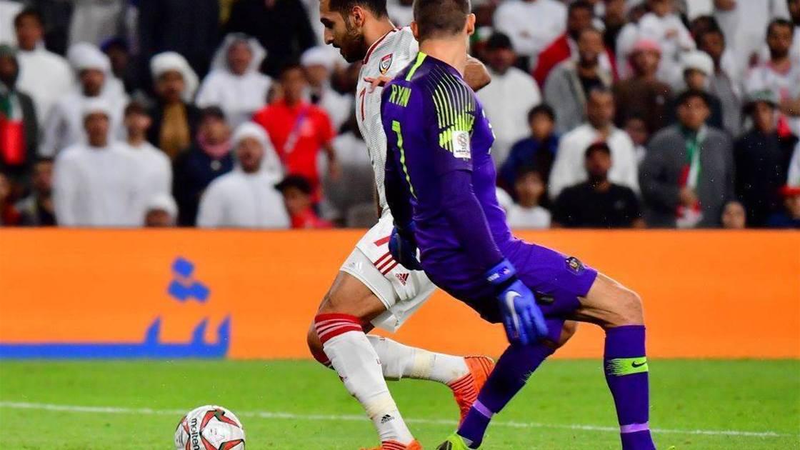 Socceroos vs UAE Player Ratings