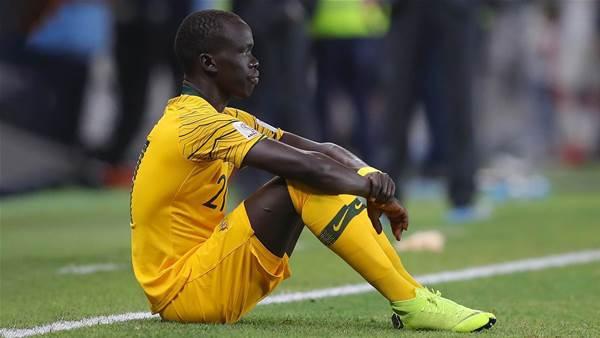 Nervous Mabil set to deliver for Socceroos