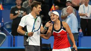 Hopman Cup final within reach
