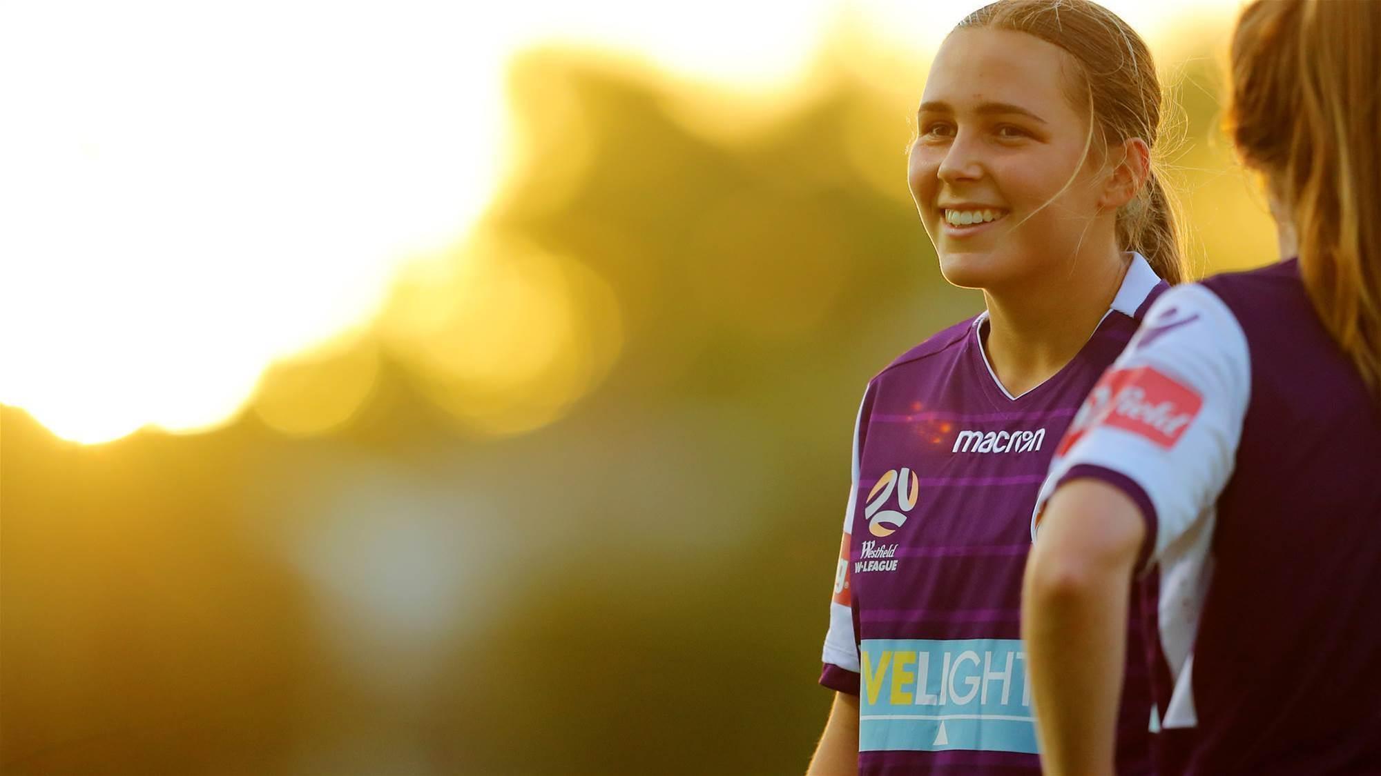 McKenna set to crown dream season