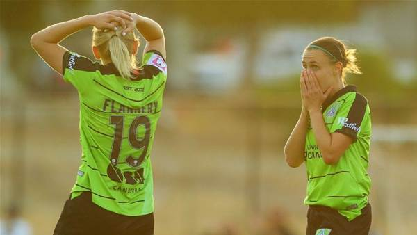 'The first time I've played consistently': Canberra locks down former Young Matildas captain
