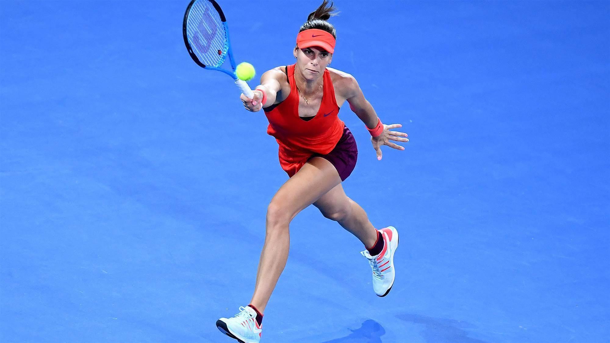 Pliskova ends Tomljanovic's Brisbane run