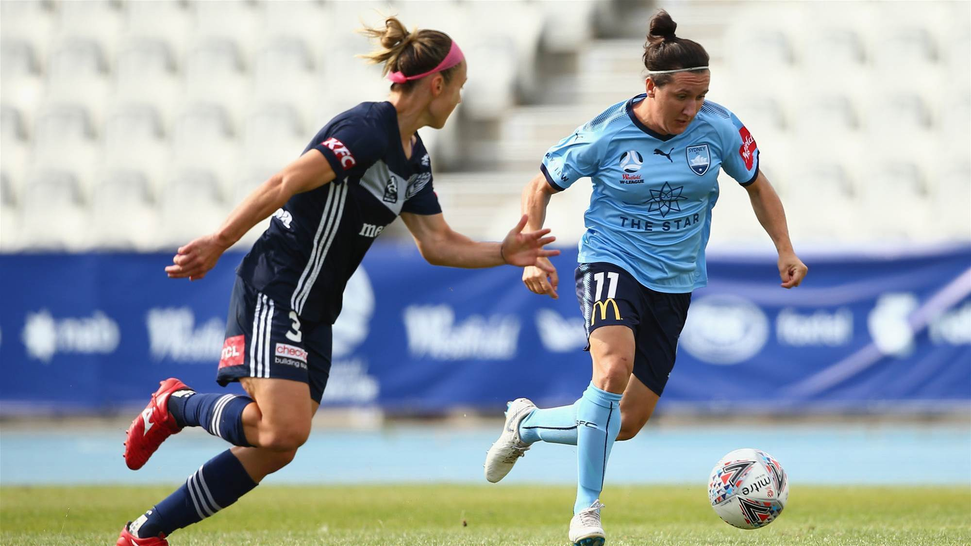 Sydney and Victory can't be split