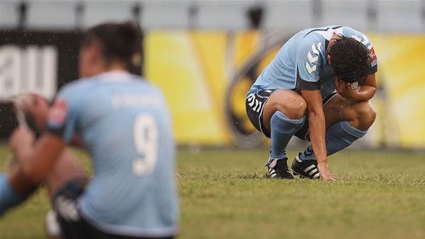 Women's football will rise again insists Cannuli