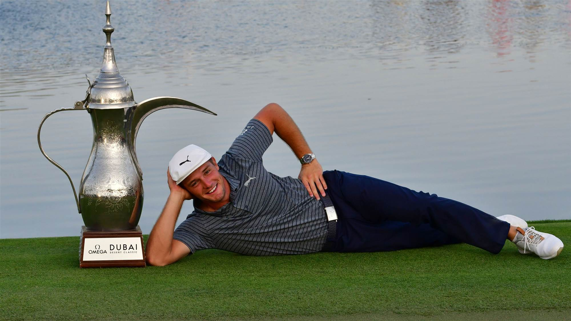 DeChambeau's record win on European Tour