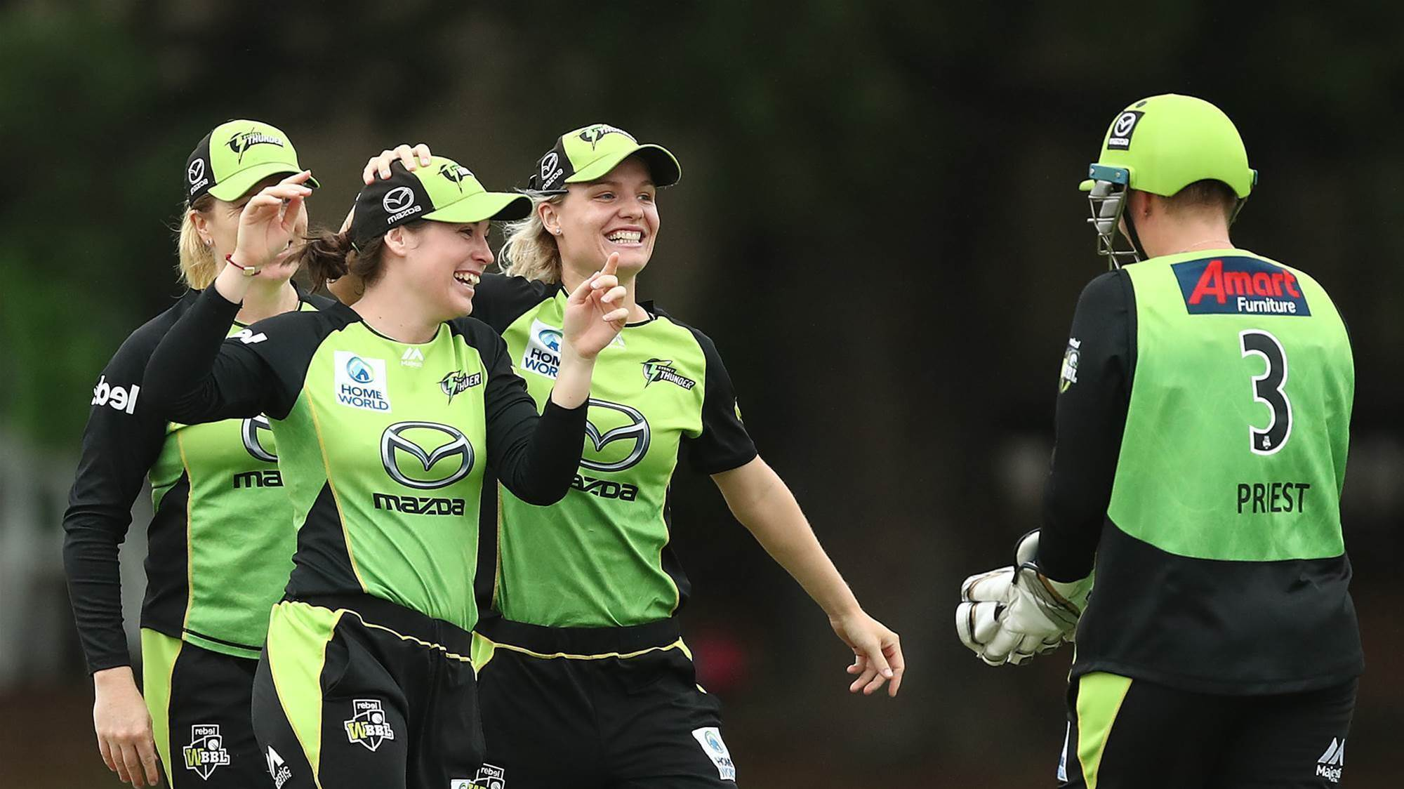 WBBL Wrap: December 31 - January 6