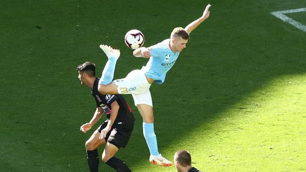 McGree sets sights on Socceroos