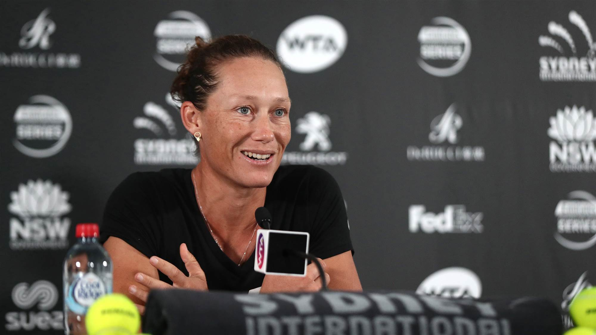 Lessons learned for Stosur as Australian Open approaches