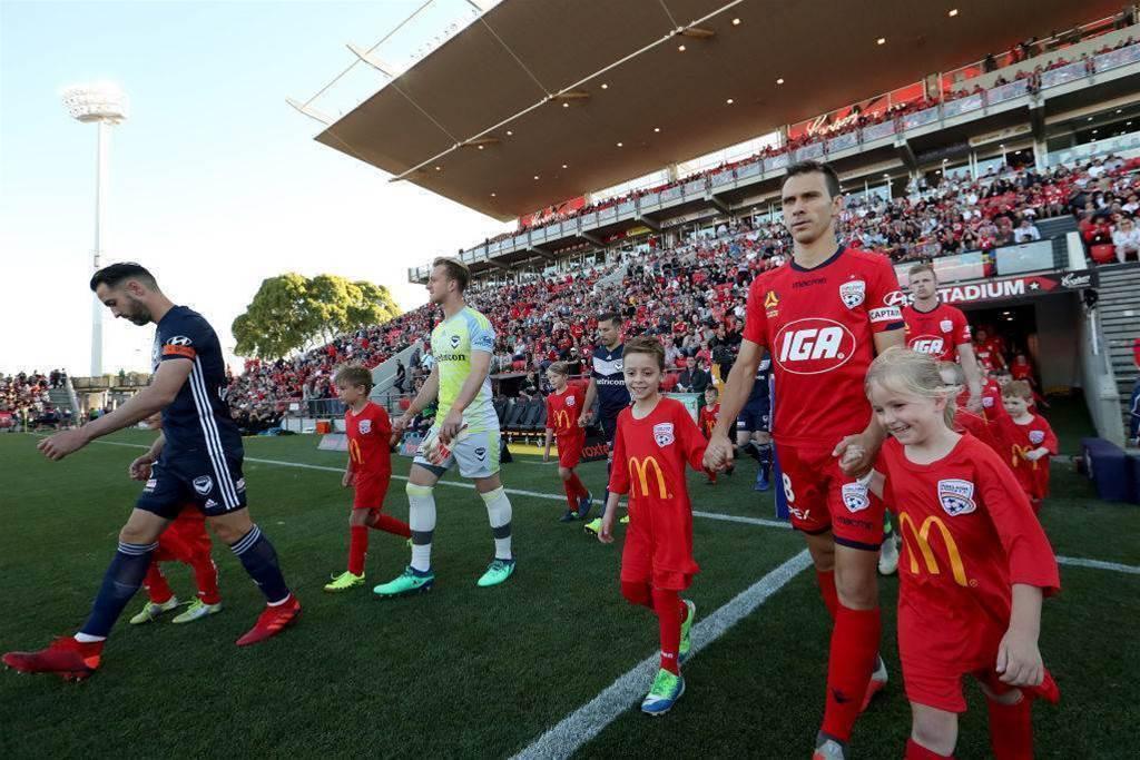 Australia's best new midfielder: 'It's the best present for me'