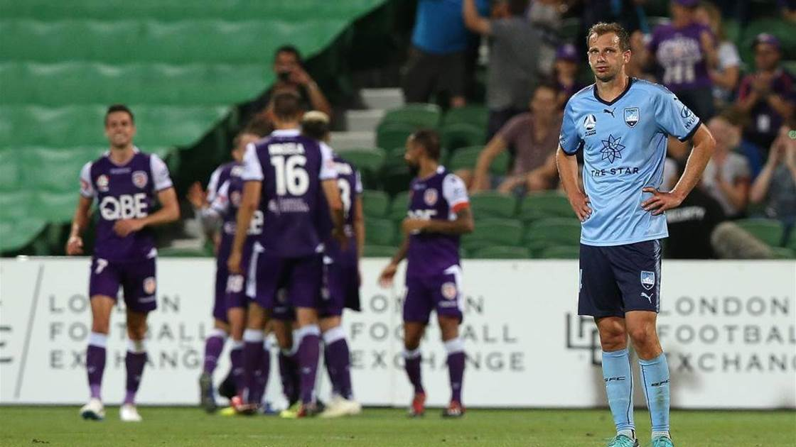 Perth Glory 3 Sydney FC 1 Player Ratings