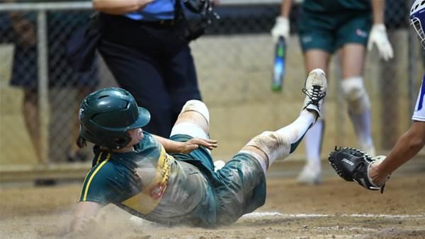 Aussie Spirit become first foreign athletes in Tokyo
