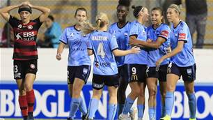 Sydney keep finals dreams alive in derby drubbing