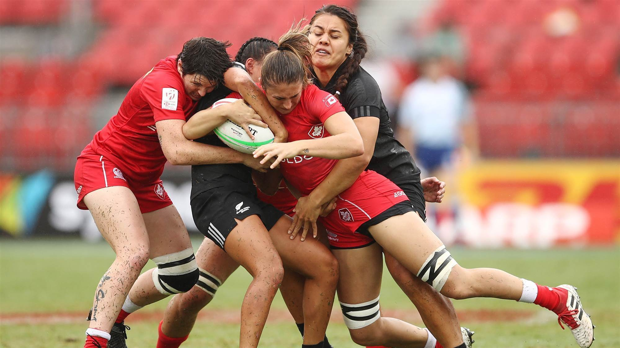 Sydney 7s down to pointy end