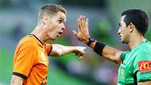 Melbourne City 1 Brisbane Roar 0 player ratings