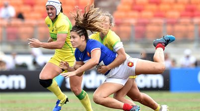 Australia looking for gold in Biarritz