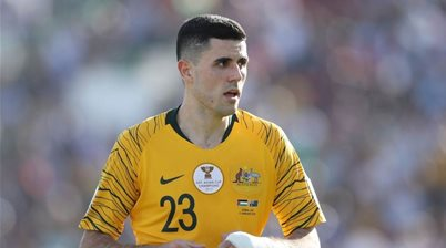 Australia 3 Palestine 0: Player Ratings