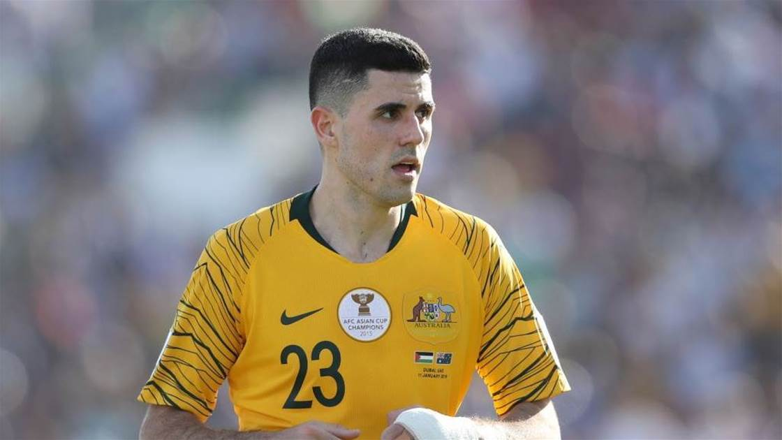 Australia 3 Palestine 0: Player Ratings