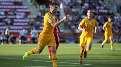 Socceroos striker set for Greece move
