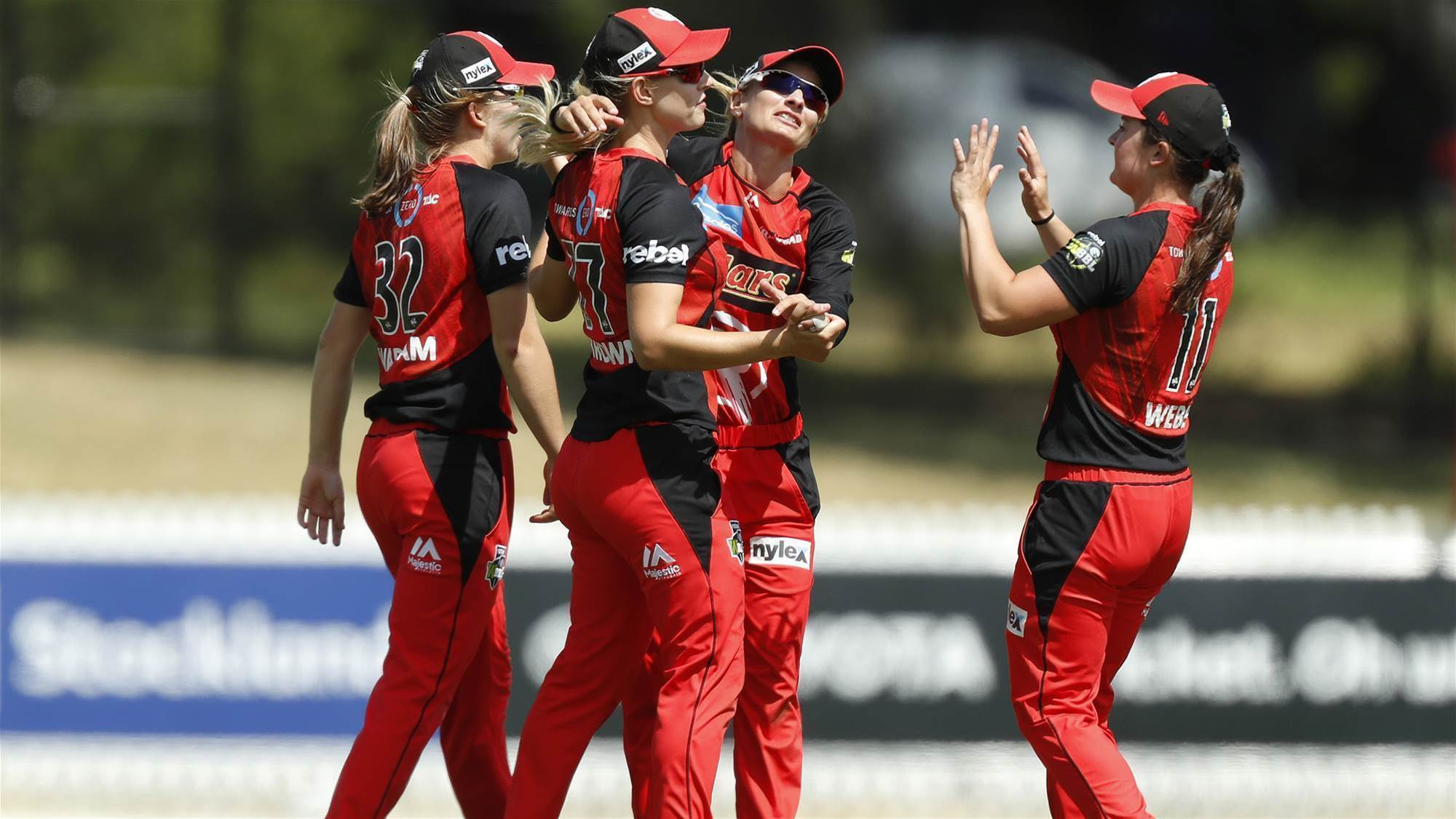 Renegades create history with finals berth