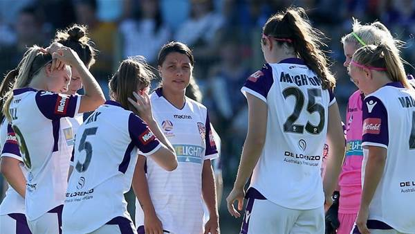One of the brightest Matildas prospects using Sam Kerr as motivation
