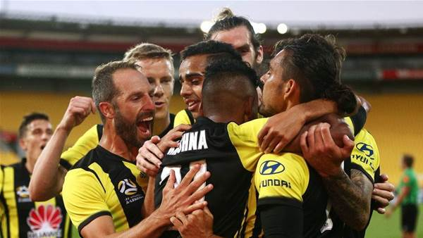 Wellington Phoenix 3 Central Coast Mariners 2 Player Ratings