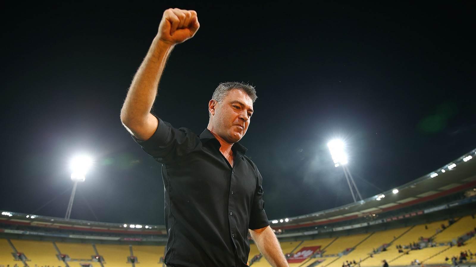 Official: Mark Rudan to exit Wellington Phoenix