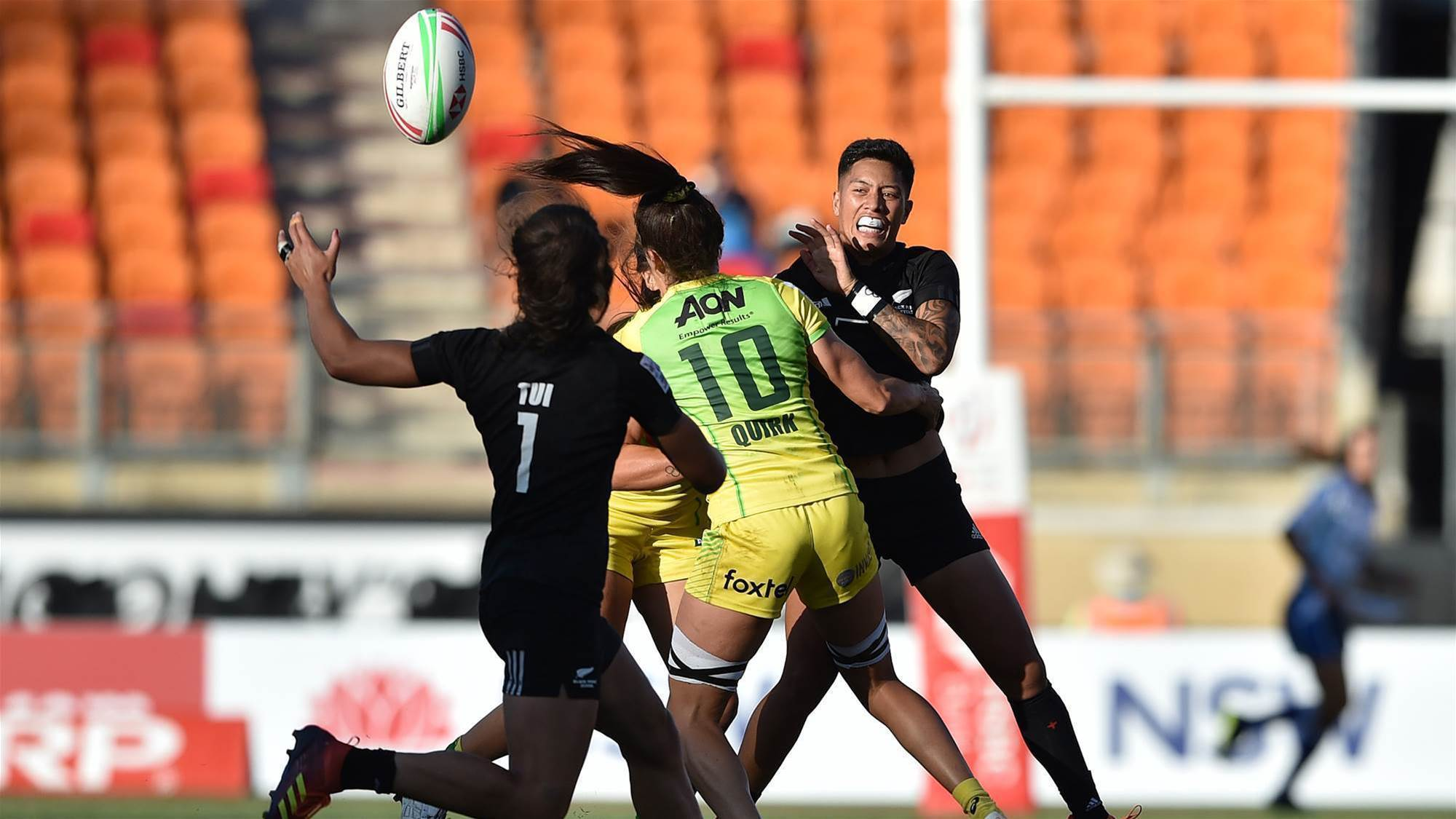 Rugby 7s World Series expanded