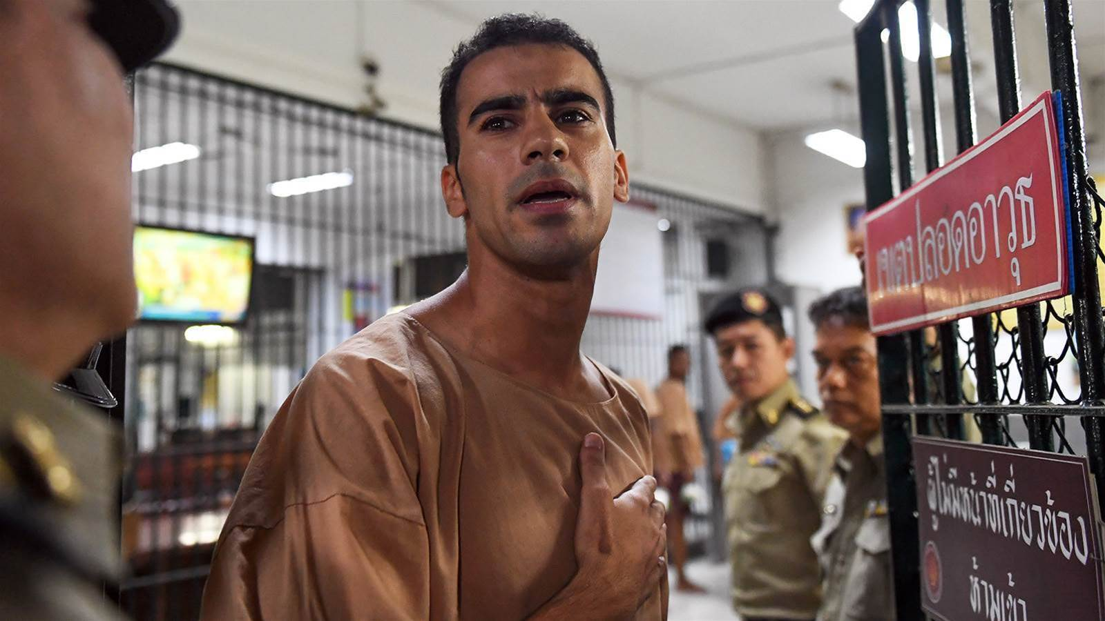 'Help me' - but Thailand keeps Hakeem jailed