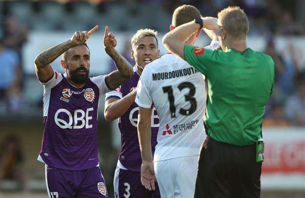 Perth Glory 4 Western Sydney Wanderers 3 Player Ratings