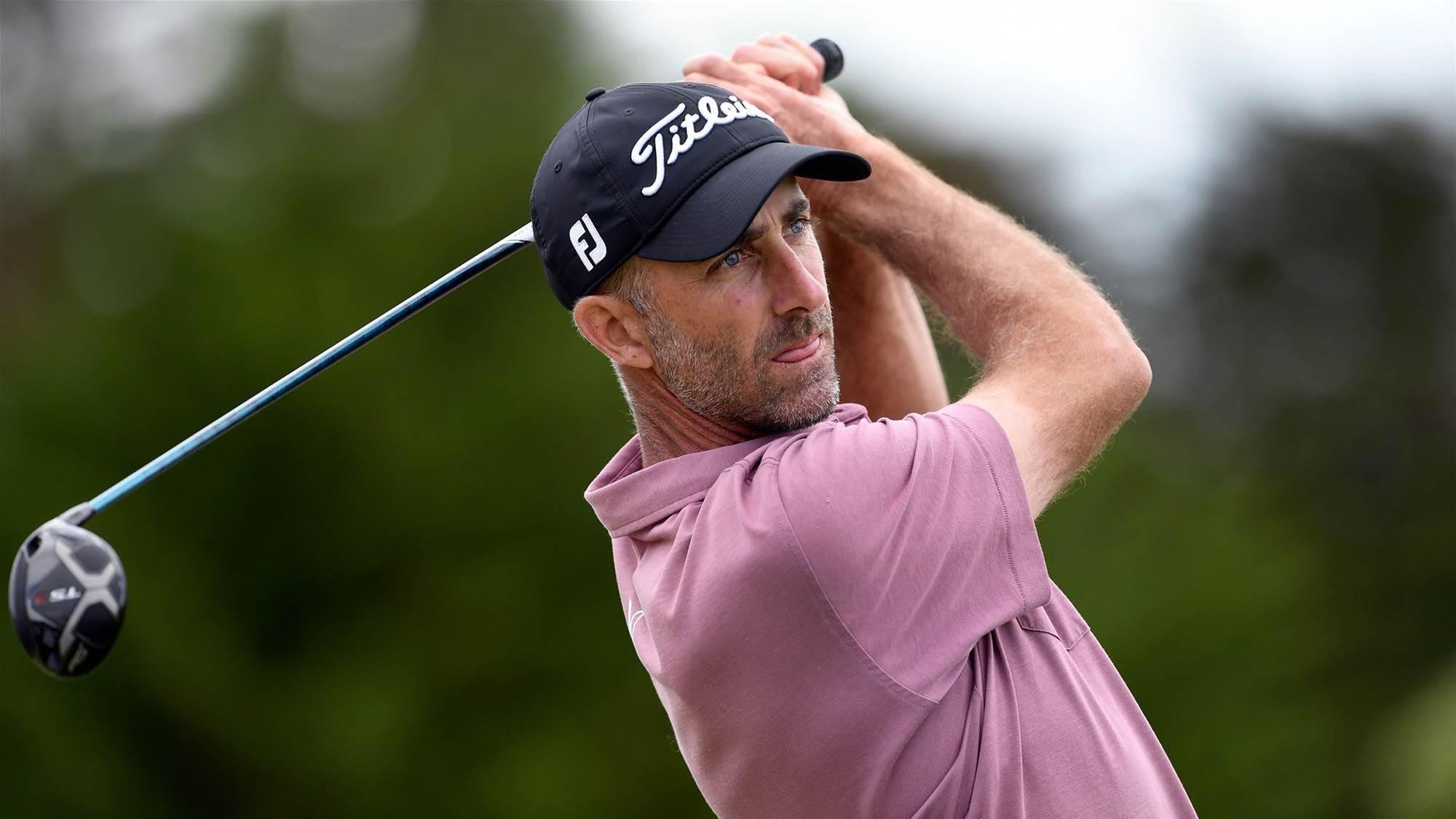 NZ Open has Ogilvy licking his lips