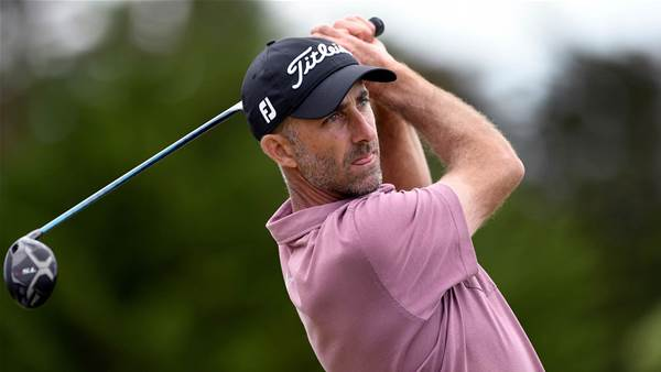 NZ Open has Ogilvy licking his lips