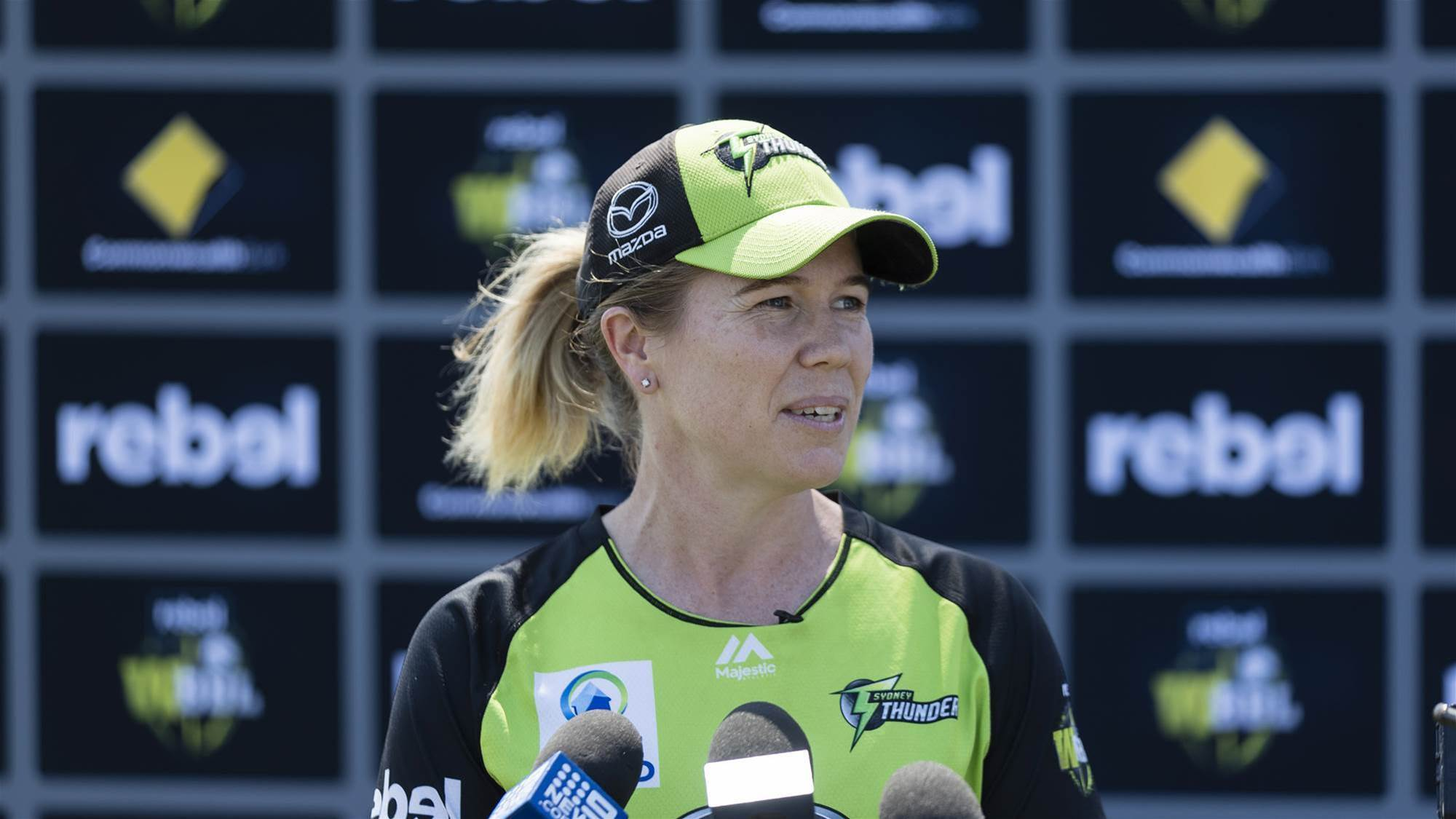 Blackwell to lead emerging stars in Sydney