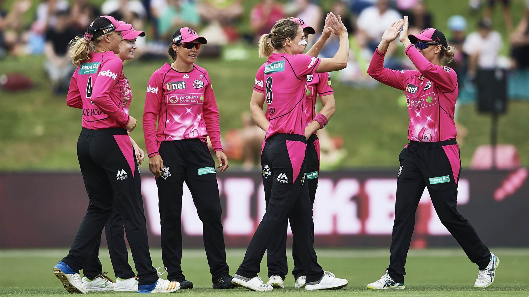 Women's sport on the rise new research reveals