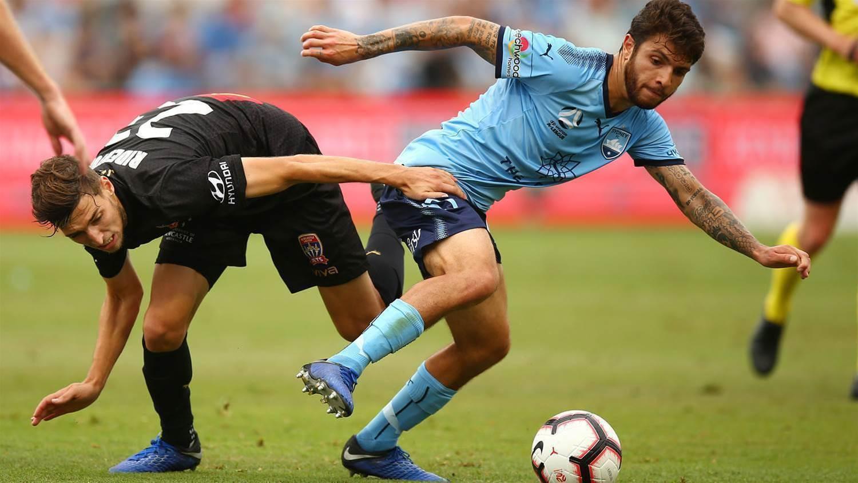 Sydney FC v Newcastle Jets player ratings