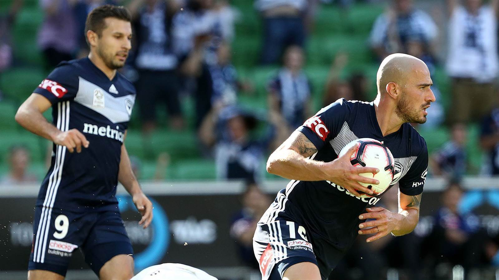 Melbourne Victory v Wellington Phoenix Player Ratings