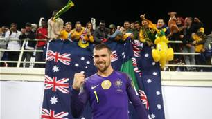 Shootout king Ryan saves Australia