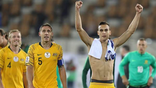 Socceroo Sainsbury shining in Haifa