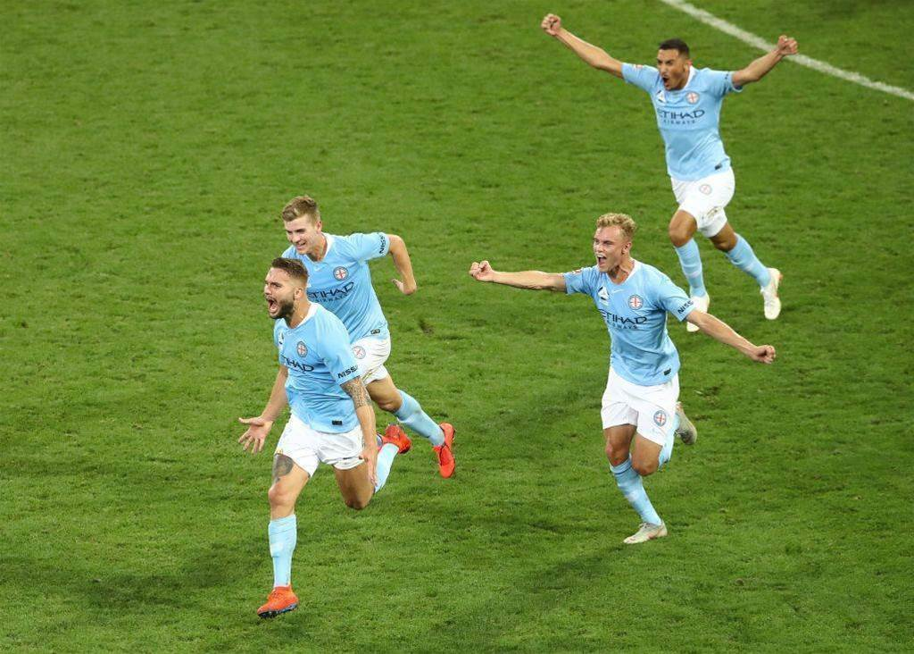 Melbourne City vs Western Sydney Wanderers Player Ratings