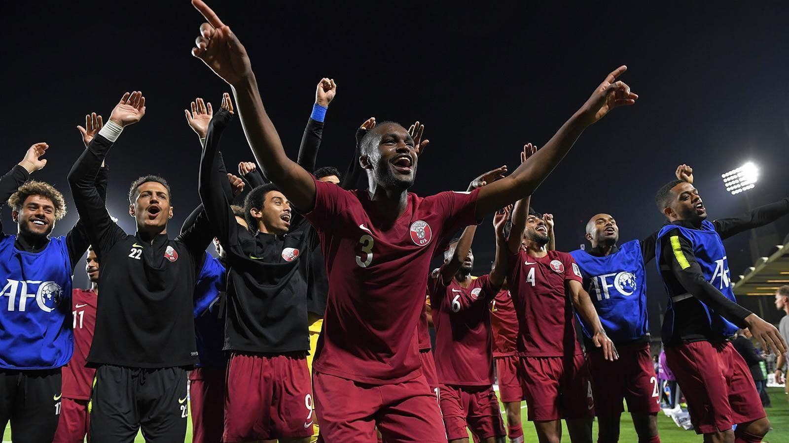 Qatar, Korea go through