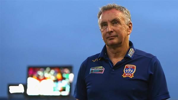 FFA silences Merrick over VAR row