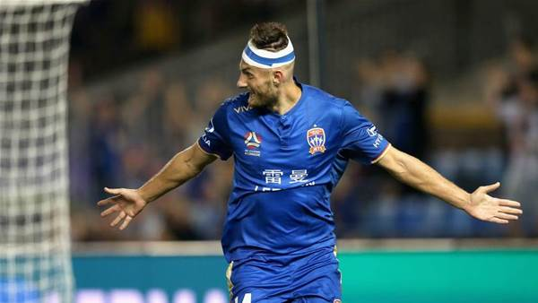 Has this 'natural goal-scorer' cracked the NPL to A-League model?