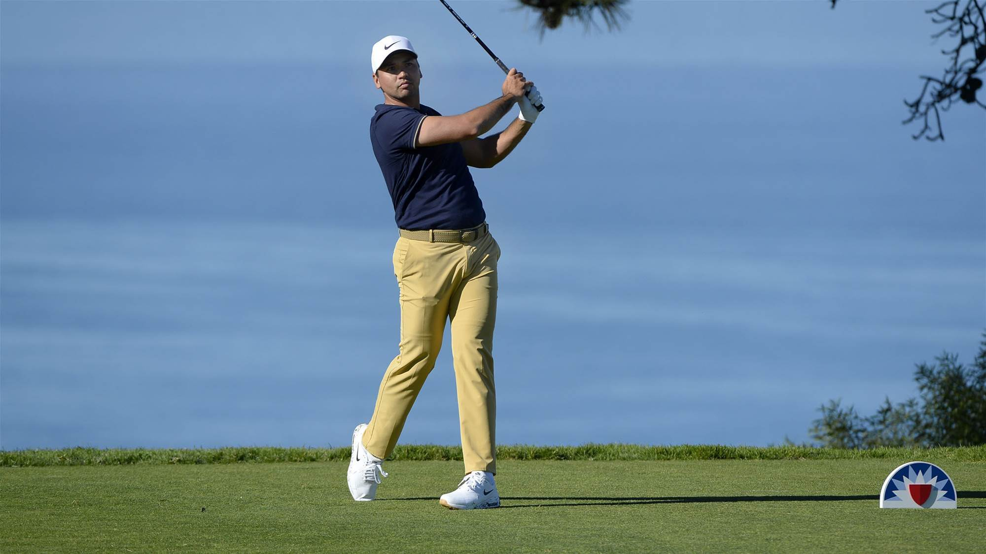 Defending Day in the mix at Torrey Pines