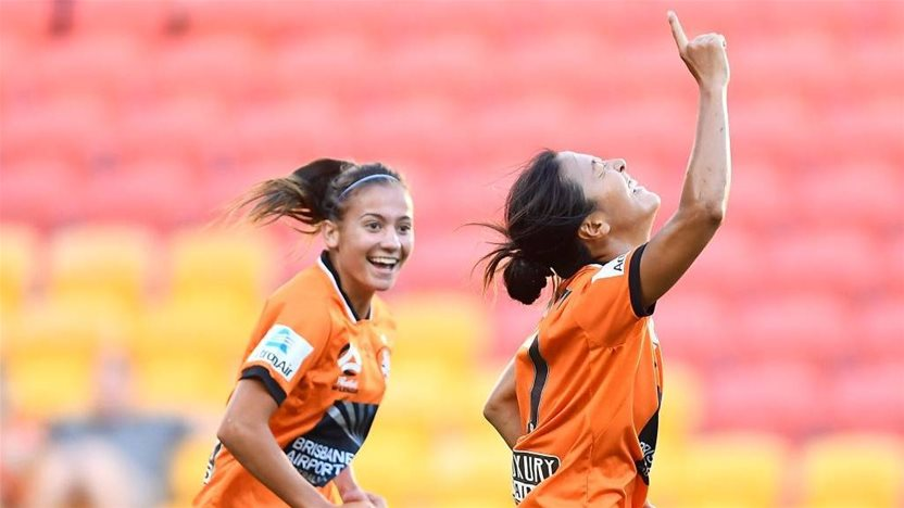 Former W-League star becomes latest to join men's team