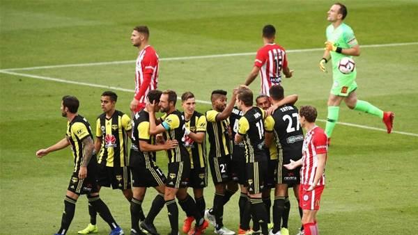 Wellington Phoenix v Melbourne City Player Ratings