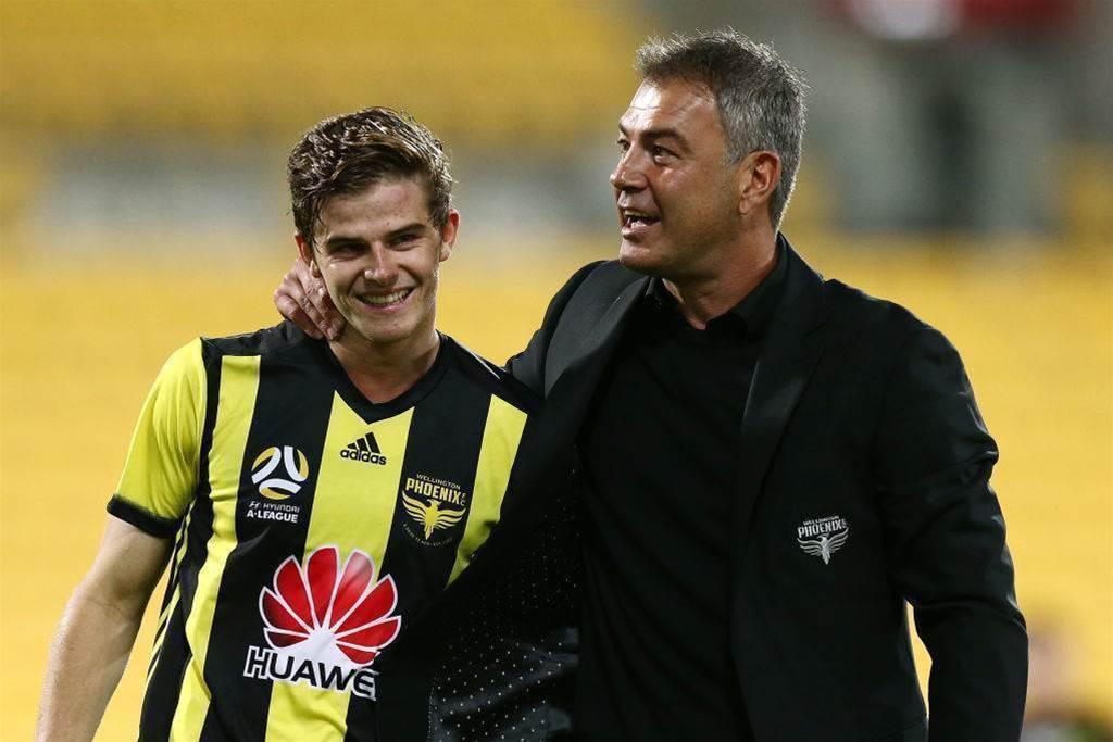 Rudan's huge praise for locked down Kiwi midfielder