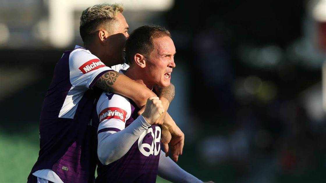 Perth Glory vs Newcastle Jets Player Ratings