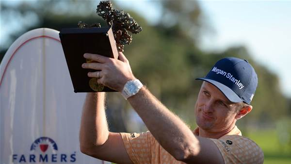 Emotional Rose beats Scott at Torrey Pines
