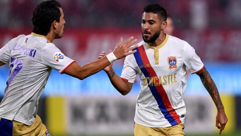 Six players exit Newcastle Jets