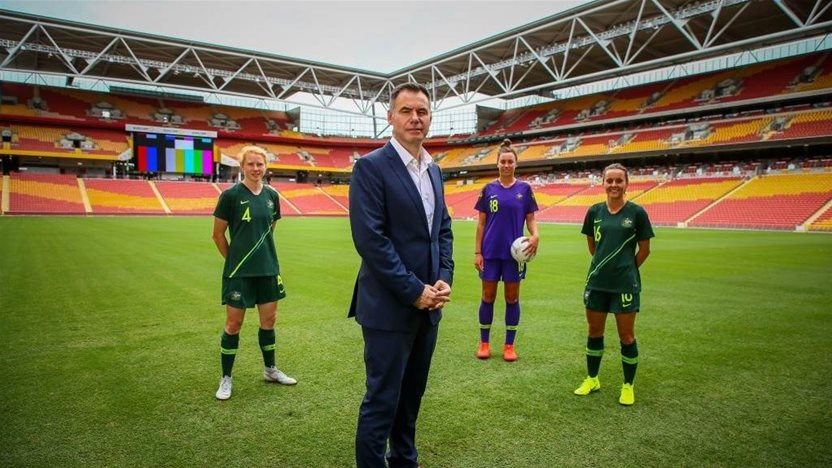 Exactly how Milicic is changing the Matildas